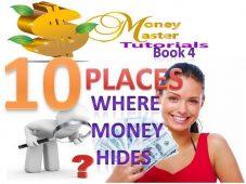 10 places where money hides