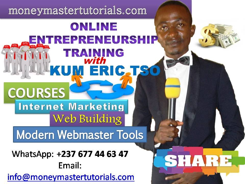 How to become an entrepreneur in Cameroon