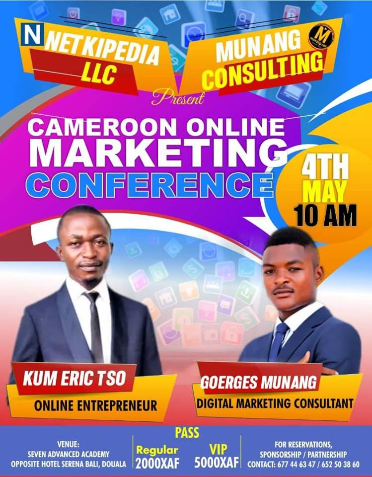 Online Marketing in Cameroon