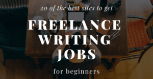 Where to find Freelance Writer Jobs in Cameroon