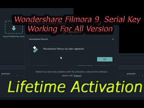 Filmora 9 Registration Code + License Key and Email 2020