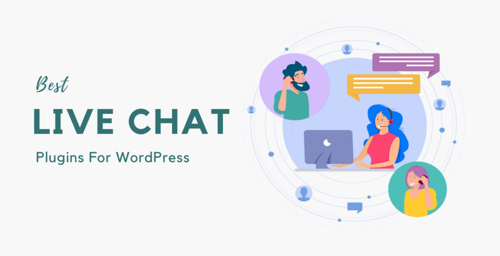 5 Best WordPress Plugins for Live Chat
