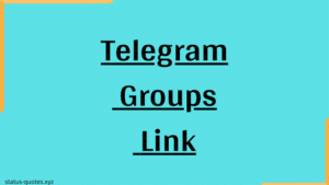 300 Best Telegram Groups Links | Complete List 2020