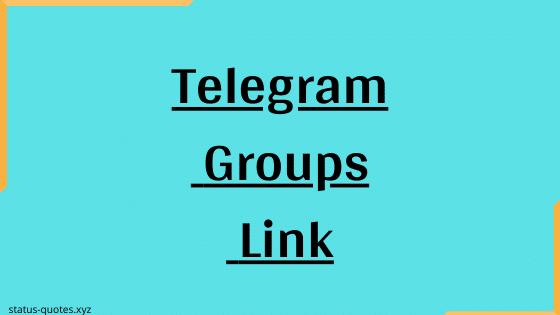 300 Best Telegram Groups Links | Complete List 2020