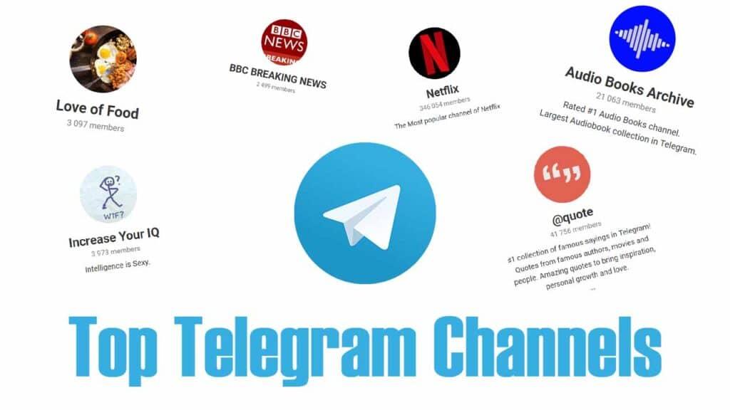 Best Telegram channels list links to join in 2020