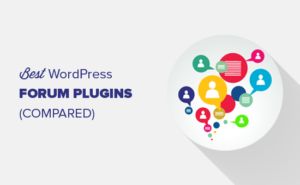 5 Best WordPress Plugins for Forum